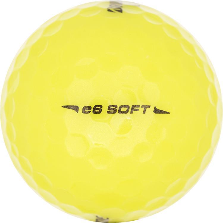 Bridgestone e6 Soft Geel