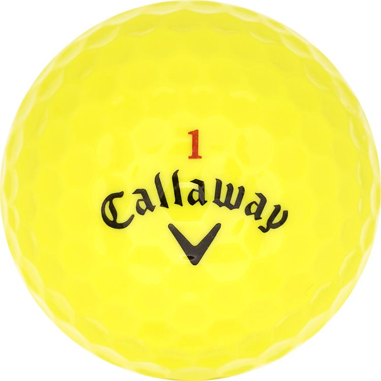 Callaway Mix Geel