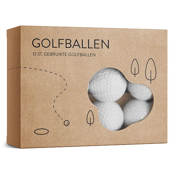 Golfballen Dozijn Doos
