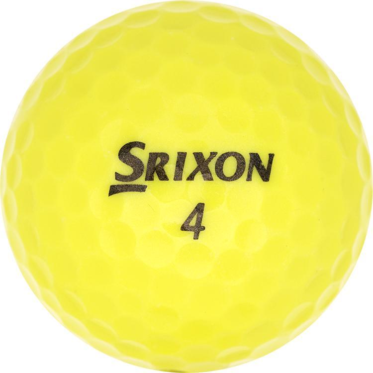 Srixon Mix Geel