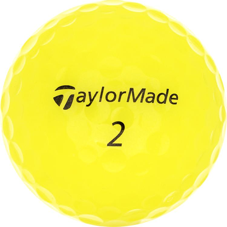 TaylorMade Mix Geel