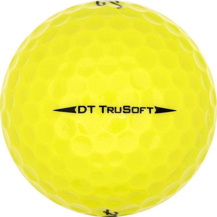 Titleist DT TruSoft Geel