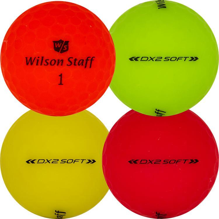 Wilson Staff Dx2 Soft Optix Mat