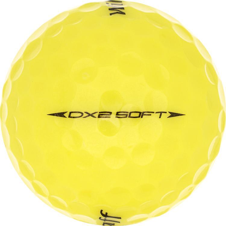 Wilson Staff Dx2 Soft Geel